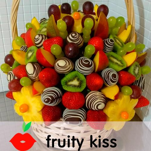 букет из фруктов Баскет