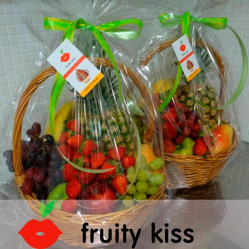 подарочные корзины с фруктами