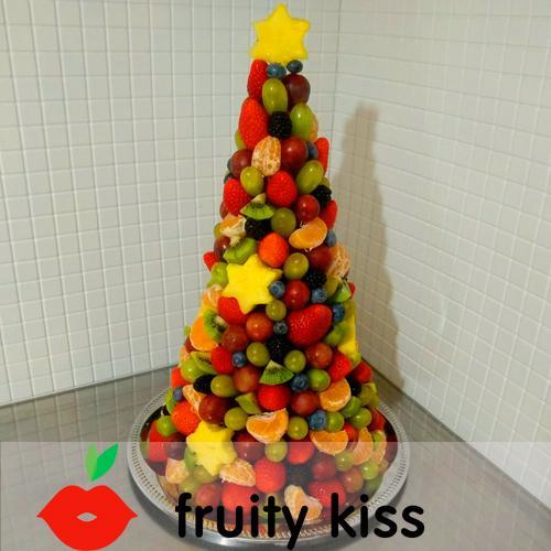 фруктовая ёлка